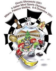 Logo Giochi Sforzeschi 2001