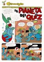 Gianconiglio - il Pianeta dei Quix - Carlo Peroni